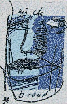 Herman Brood v/s Mick Jagger mozaiek (1)