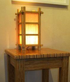 Shoji Lamp