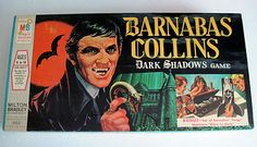 Barnabas Collins-Dark Shadows Game :  It came with a set of fangs for you to wear