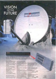 Amstrad SRX 200
