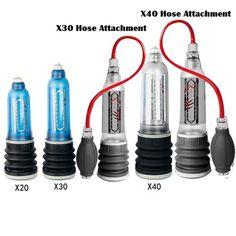 Hydrotherapy X20 X30 X40 Xtreme Penis Pump Penis Enlargement Pro Extender Vacuum Pump For Men Enlargement  Assisting
