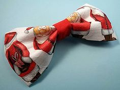 Santa motýlik / Handmade bowtie