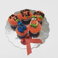 Ohana significa Familia, y tu familia nunca te abandona... ni te olvida. Lilo y Stich.   #cupcakegourmet #magdalenas #cupcakes #pzo #chocochips #pasteleriaamericana #poz #igersguayana #felizcumpleaños #lilo #stich #liloystich #pzocity