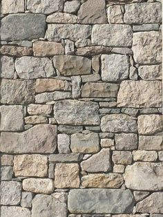 Great Ideas for Interior Decorating with Stone Veneer Faux Stone Walls, Brick And Stone, Stone Work, Stone Tile Texture, Color Stone, Moodboard Interior, Stone Wall Design, Stone Retaining Wall, Wall Exterior