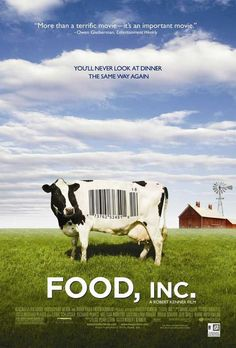 Food, Inc. 11x17 Movie Poster (2008)