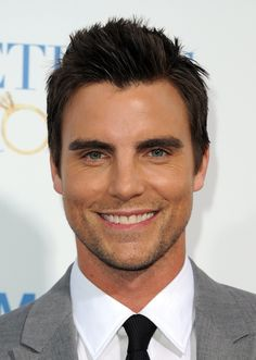 """Colin Egglesfield Photos - Actor Colin Egglesfield arrives at the premiere of Warner Bros. """"Something Borrowed"""" held at Grauman's Chinese Theatre on May 2011 in Hollywood, California. - Premiere Of Warner Bros. """"Something Borrowed"""" - Arrivals Colin Egglesfield, Cristian Grey, The Client List, Michigan, Star Wars, Raining Men, Oui Oui, Armie Hammer, Attractive Men"""