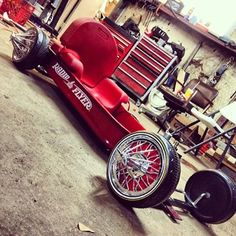 Image result for rat rod radio flyer wagon Custom Radio Flyer Wagon, Radio Flyer Wagons, Bike Wagon, Toy Wagon, Go Kart, Soap Box Cars, Drift Trike, Kids Bicycle, Kids Ride On