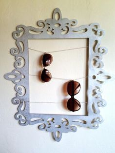 12 DIY Sunglasses Holders To Keep Your Sunnies Organized - DIY Ideas