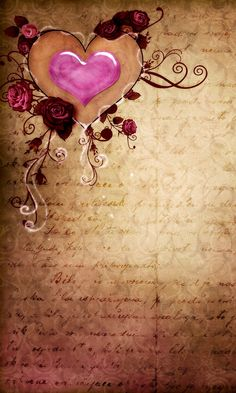 Download 480x800 «Vintage Romance» Cell Phone Wallpaper. Category: All for Girls