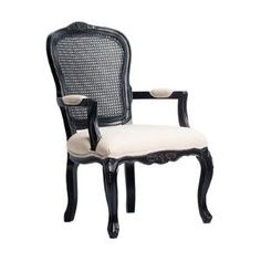 Anna Cane Back Arm Chair $290.00 by Wayfair