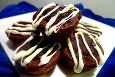 Chocolate Raspberry Truffle Cookie Cups