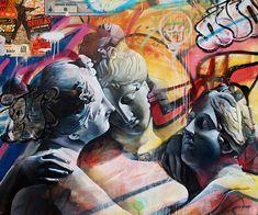 VIDEORGASMATRON — nevver: Gods of graffiti, Pichi & Avo