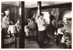 Graf Zeppelin -dining-room