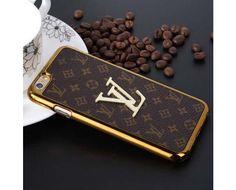 Louis Vuitton iPhone 6 Plus Case LV iPhone 6 Cover Monogram Brown