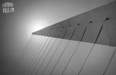 El Puente de la mujer, Puerto Madero, Buenos Aires