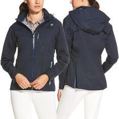 Ariat Caprilli Waterproof Jacket | The Cheshire Horse