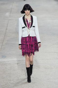Chanel - París Fashion Week Primavera Verano 2014