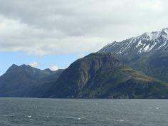 Estrecho de Magallanes. Cabo Froward, Cruz del Sur.