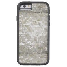 Shell tiles patterns decorative art iPhone 6 case