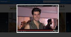Macacão masculino - Murilo Grilo  www.estiloman.com.br