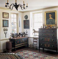 Lifestyle: Eagles & Tulips, Snakes & Weathervanes: A Pennsylvania Folk Art Collection