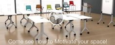 The Motivate collection includes tables, chairs and presentation tools that work seamlessly together to provide a comprehensive solution. Learn about Motivate. Library Furniture, Space Furniture, Office Furniture, New Classroom, Classroom Design, Classroom Ideas, 21st Century Classroom, Classroom Environment, Library Design