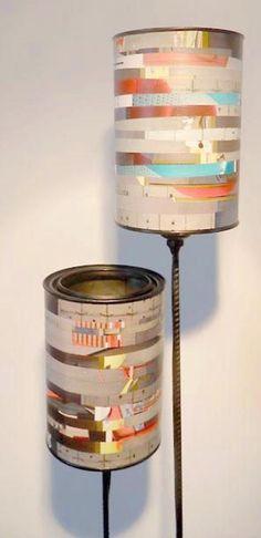 Vous n'imaginez pas tout ce qu'il est possible de réaliser avec des boîtes de conserves usagées. Que ce soit pour la déco où pour le rangement, voici plus de 60 idées pour votre inspiration !