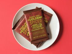 News flash: Trader Joe's now has a turmeric chocolate bar
