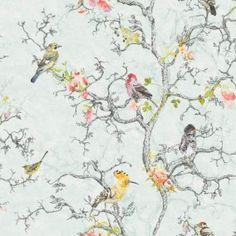 Camille Birdwatch 97890 bij Behangwebshop