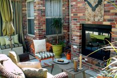 Don't think you can transform a patio with discount wares? Think again. Take a look at these makeovers, from the bare-boned befores to the awe-inspiring afters.