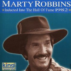 photos of marty robbins | Marty Robbins - Country Music Hall of Fame 1982