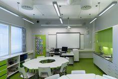 Niemenranta Elementary School / ALT Architects + Architecture Office Karsikas,© Ikola & Vahtera