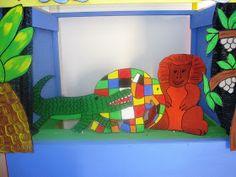 "Maestra Mariangela: PROGETTO ACCOGLIENZA "" ELMER L'ELEFANTE VARIOPINTO"" Dinosaur Stuffed Animal, Toys, Frame, Animals, Decor, Party, Elmer The Elephants, Lab, Libros"