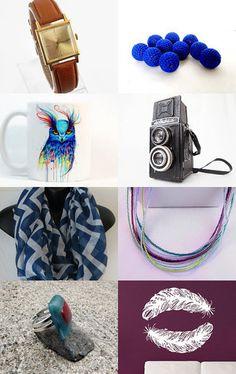 Winter shopping. by Victoria Romanova on Etsy--Pinned with TreasuryPin.com