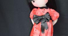 Muñeca Susan - Moldes y paso a paso
