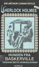 """Hunden fra Baskerville - en beretning om Sherlock Holmes"" av Arthur Conan Doyle Sir Arthur, Arthur Conan Doyle, Sherlock Holmes, Reading, Books, Libros, Book, Reading Books, Book Illustrations"