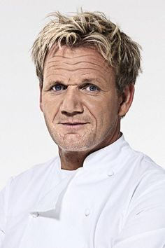 Gordon Ramsey    Inspired me to try culinary arts in high school...haven't stopped cooking since