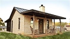 Staying here in August. Country Inn and Cottages, Fredericksburg, TX Small Farmhouse Plans, Ranch Homes, Texas Homes, Texas Hill Country, Country Style Homes, Wild West, Front Porch, Cottages, Retirement
