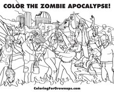 itsfunneh coloring pages 285 Best zombie images | Dead zombie, Funny zombie, Zombies itsfunneh coloring pages