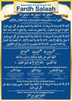 Supplications after Salaah by *billax on deviantART