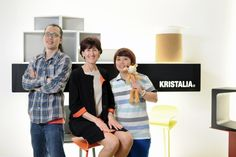 The Opening of the Kristalia's flagship store in Taiwan