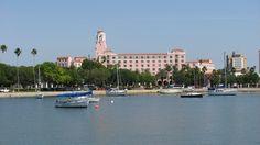 Vinoy Hotel.. downtown St. Petersburg