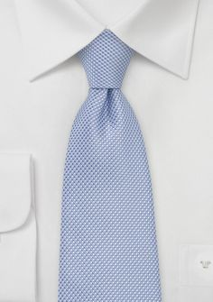 Trendy Light Blue Summer Tie $10