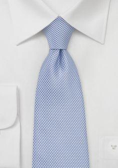 Trendy Light Blue Summer Tie $10