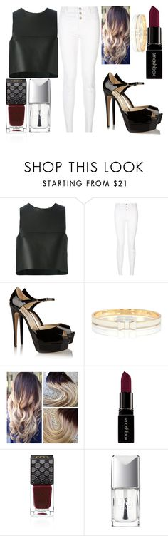 """""""Darkness Goes Beyond"""" by jadethirlwall92 ❤ liked on Polyvore featuring Fendi, Brian Atwood, Kate Spade, Smashbox, Gucci, Christian Dior, women's clothing, women, female and woman"""