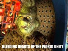 Love this movie!  *How the Grinch Stole Christmas*