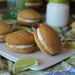 Whoopie pies .... Maybe with nilla wafers and pb?