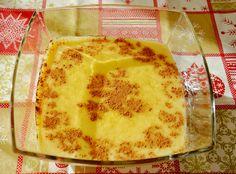 Numa das minhas idas ao supermercado comprei uma embalagem de risotto para experimentar. Adoro experimentar ingredientes novos. Mas a falta de tempo foi empurrando o risotto para um canto da dispensa. Mas já tinha lido algures que o risotto poderia substituir muitissimo bem o arroz carolino. E ficou delicioso este Risotto doce. . Espreitei a receita no blog da Luisa Alexandra.