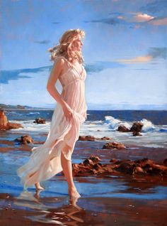 Richard S. Johnson - Ocean Grace