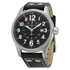 Hamilton Khaki Officer Series Men's Watch H70615733